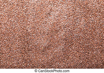 scattered raw buckwheat background