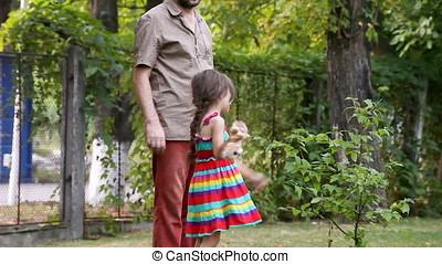 Little Girl Swinging Plush Toy - Little girl swinging plush...