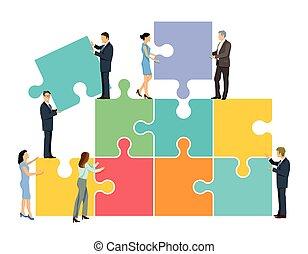 Team Puzzle.