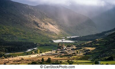 The Black Valley - Gap Of Dunloe - Ring Of Kerry, Ireland -...