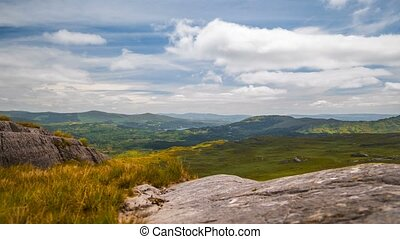 Glengarriff Woods Nature Reserve, Kerry, Ireland - neutral...