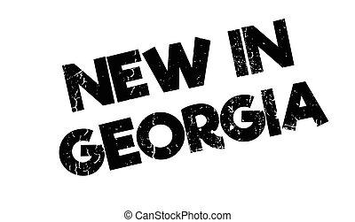 ゴム, 新しい, ジョージア, 切手
