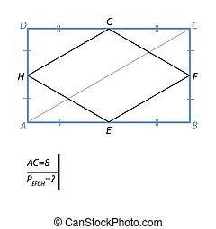 The task of finding the perimeter of a quadrilateral in a...