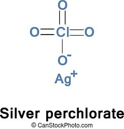Silver perchlorate inorganic - Silver perchlorate is the...