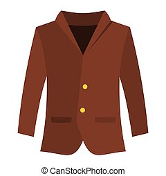 Frock coat fashion clothes for modern man