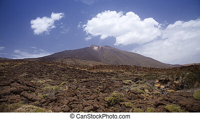 Canary Islands, Tenerife, Teide - Canary Islands, Tenerife,...