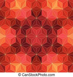 66 - Vector Abstract Mosaic Pattern or Background