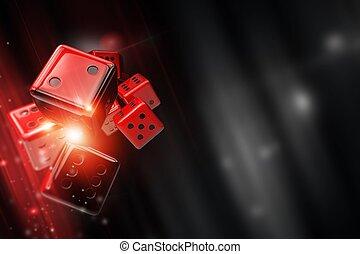 Craps Dice Casino Games - Craps, Big Six Wheel, Pai Gow or...