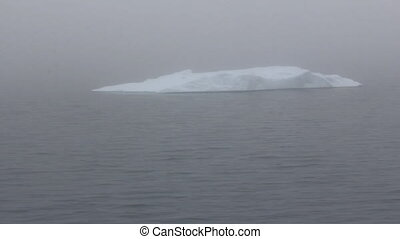 Typical growler - low iceberg - Typical growler - this low...