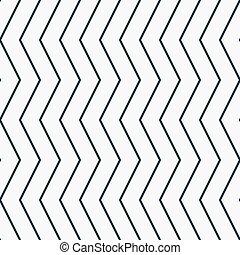 seamless pattern zig zag