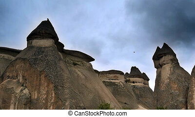 Cappadocia turkey nature fairy chimney miracle holiday tourism 1