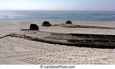 Arte Xavega fishing nets