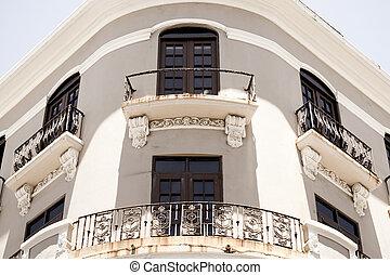 Old San Juan Architecture