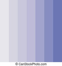 Abstract conceptual background of rectangles in different shades of lilac. Halftone effect. Color palette. Vector illustration.