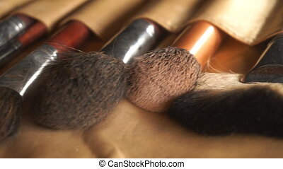 natural makeup brushes - beautiful natural make up brushes