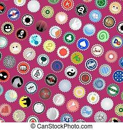 Fashion decorative design - Creative design of Fashion...