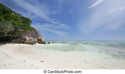 Anse Source D'Argent Beach, Seychelles - Perfect beach Anse...
