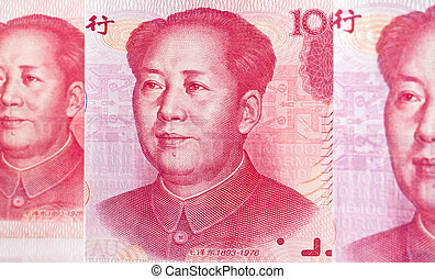 China Business yuan. Chinese Currency