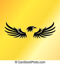 Golden Eagle Emblem