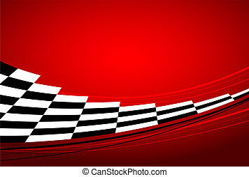 racing background - red racing background