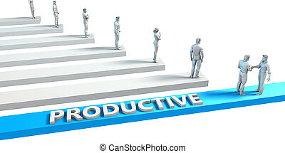 Productive as a Skill for A Good Employee
