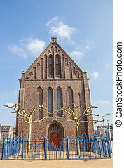 Reformed or Vitus church in Winschoten, Netherlands
