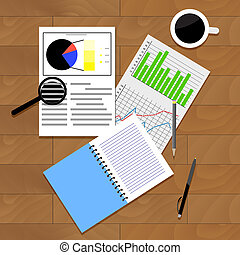 Analysis of statistics vector