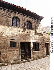 House of two Saints, Porec - House of two Saints in Porec,...