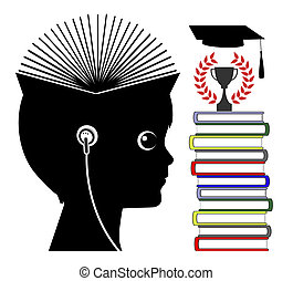 Audio Books and Dyslexia - Assisted reading for children...