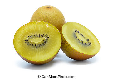 Yellow gold kiwi fruit