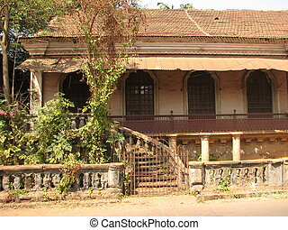 Margao, Goa The historic city still exhibits the cultural...