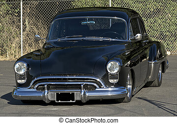1949 Black Coupe
