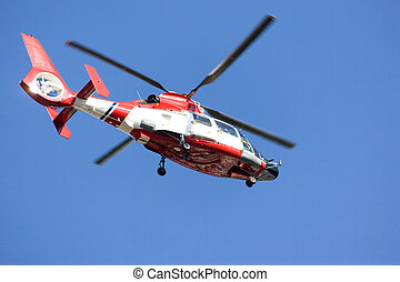 Maritime Helicopter - Image of a Malaysian maritime...