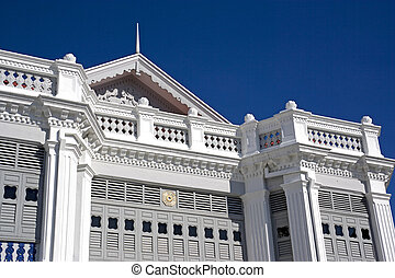 Old Malacca House - Old chinatown house located at UNESCOs...