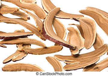 Dried Lingzhi Mushrooms