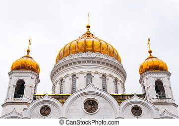 Cathedral of Christ the Saviour's domes