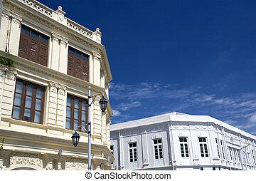 Georgetown Heritage Buildings - Old buildings located at...