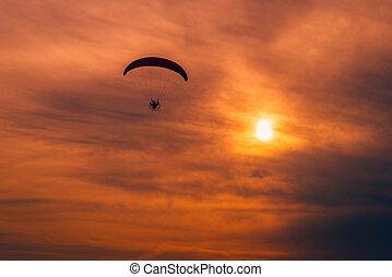 Motor paragliding - paramotoring - Ultralight aviation -...