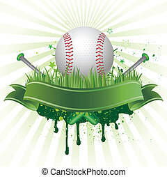 baseball sport - vector baseball sport design element