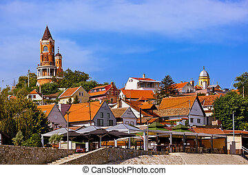 Old town Zemun - Belgrade Serbia - architecture travel...