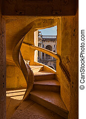 Knights of the Templar (Convents of Christ) castle - Tomar...