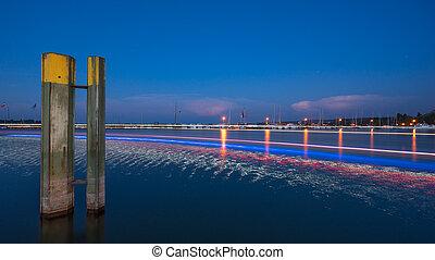 Hafen Konstanz - Aufgenommen im Konstanzer Hafen