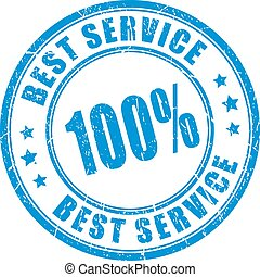 Best service rubber stamp