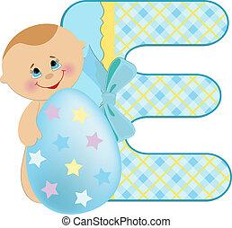 Baby's alphabet