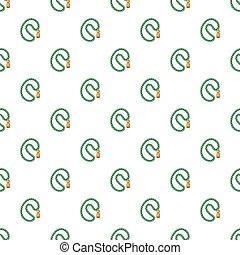 verde, rosário, Padrão