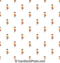 Boy pattern