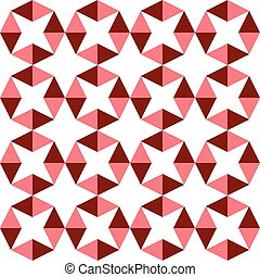 Seamless Rhombus Pattern. Vector Regular Texture