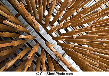 Hanging Joss Sticks
