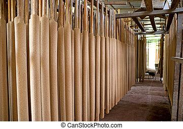 Joss Sticks Factory