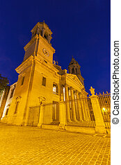 Catedral de Santa Maria in Pamplona. Pamplona, Navarre,...